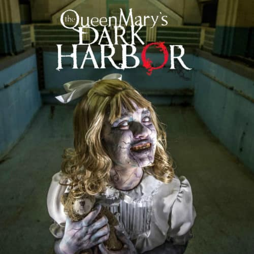 Queen Mary's Dark Harbor Queen Mary's Dark Harbor Theme Park Haunted House