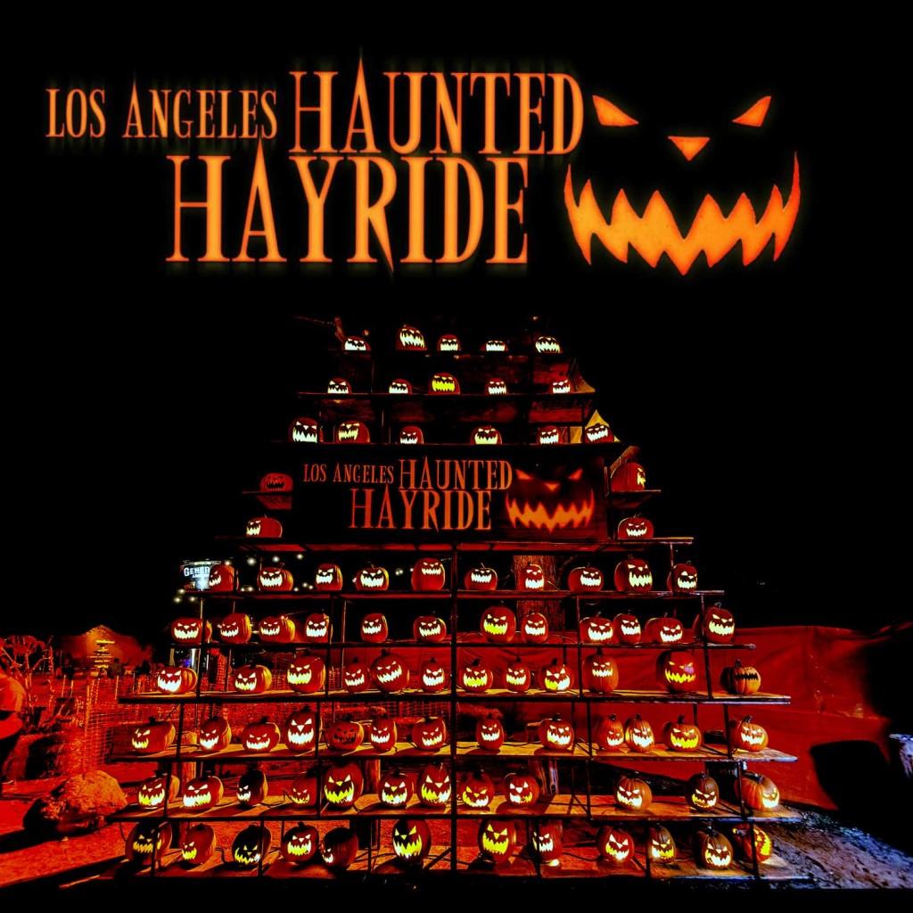 LA Haunted Hayride, Los Angeles, CA, Large Scale Attraction, Haunted House