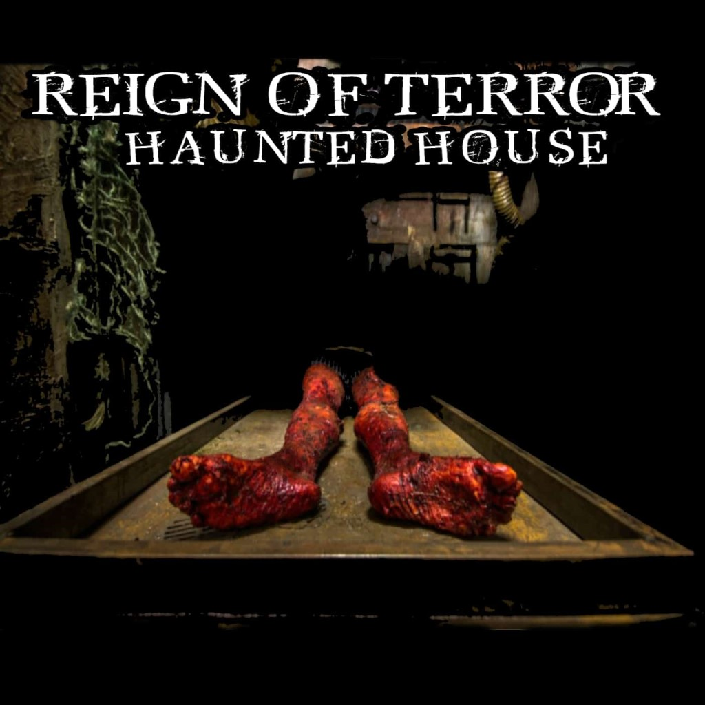Reign of Terror, Haunted House, Ventura, CA