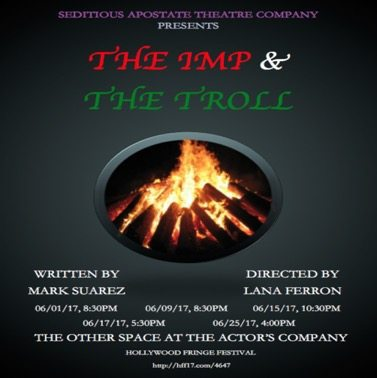 Hollywood Fringe Festival Immersive Theater The Imp and The Troll