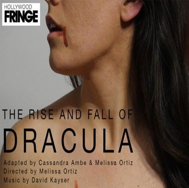 Hollywood Fringe Festival Immersive Theater The Rise and Fall of Dracula Cadame
