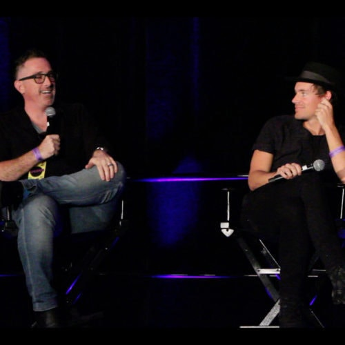 ScareLA Panel - Immersive Theater - Darren Lynn Bousman Tension and Lust - Justin Fix CreepLA Willows - John Dobernick - Illicitus Theatre - Paul Millet - Wicked Lit - Jon Braver - Delusion