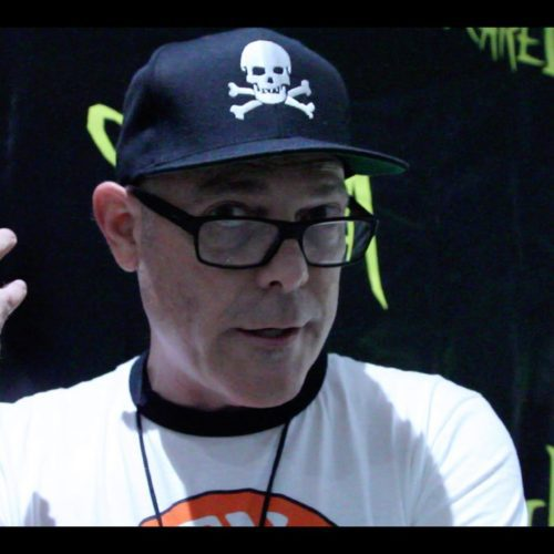 Halloween Horror Nights - Interview with John Murdy and Maze Preview