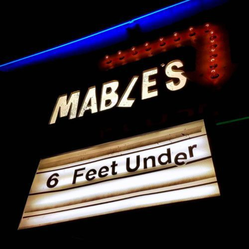 Mable's 6 feet under - Mable's 6 Feet Under - Haunted House - Anaheim - Haunt - Halloween