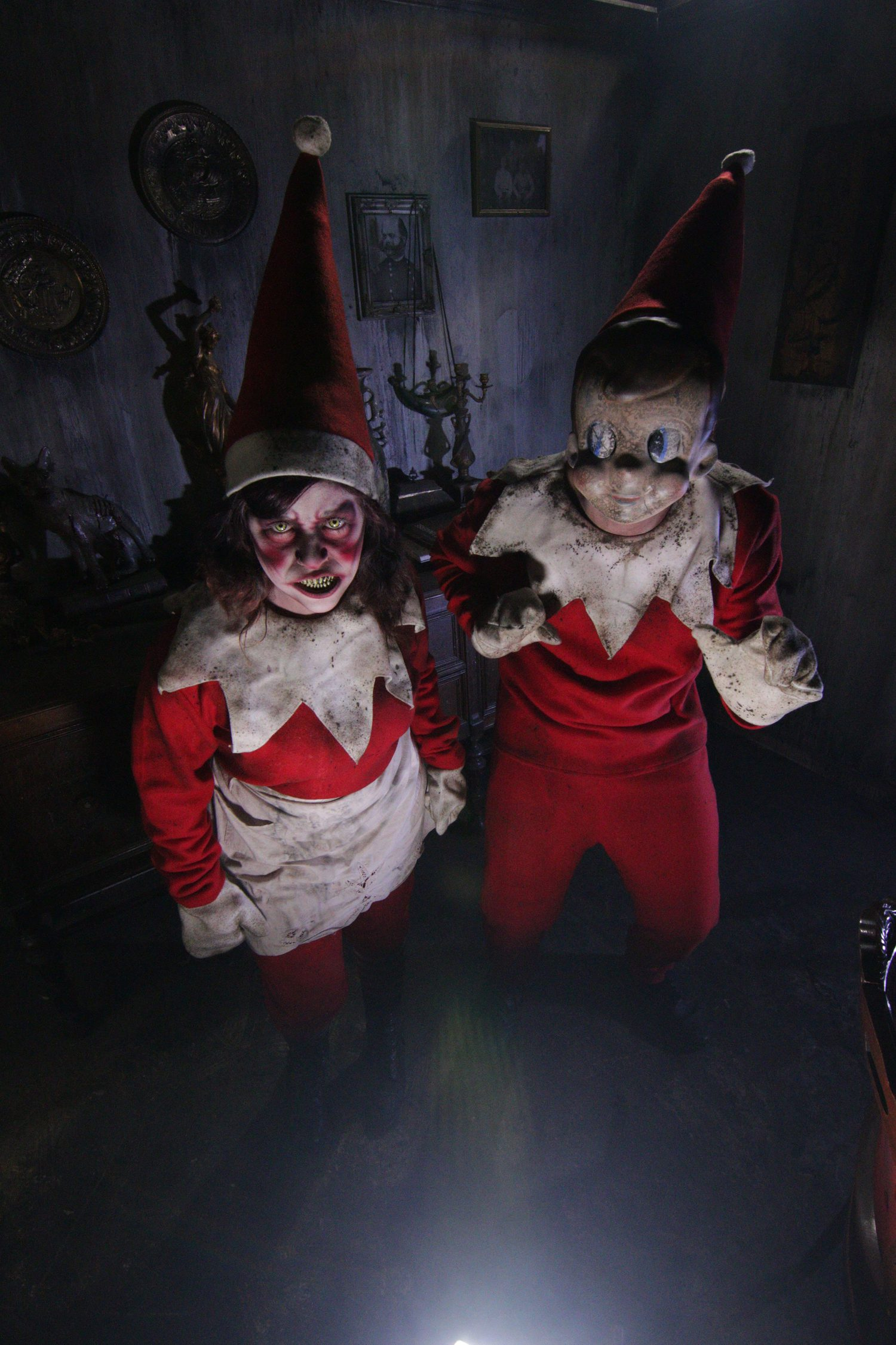 krampus haunted christmas fear farm phoenix arizona 13th floor