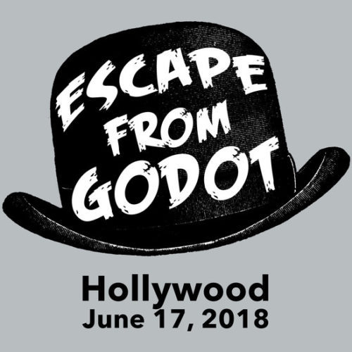 escape from godot fringe poster