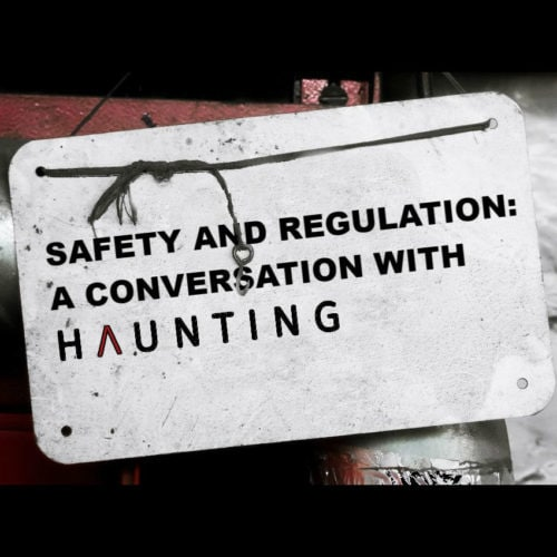 Safety and Regulation: A Conversation with Haunting