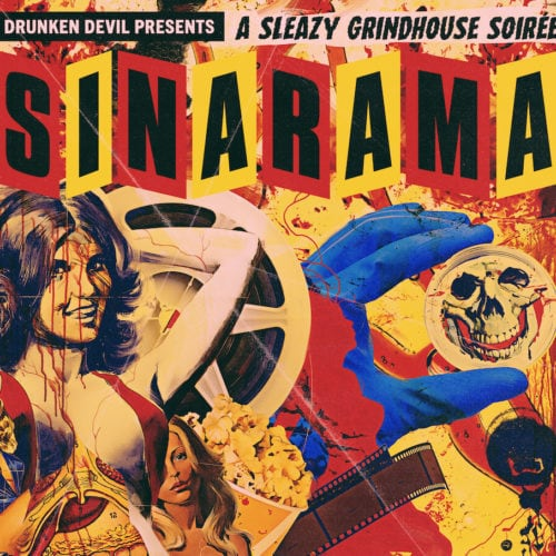 "A Hot Trip to Hell: Drunken Devil's ""Sin-A-Rama"" Heats Up in June 2018"