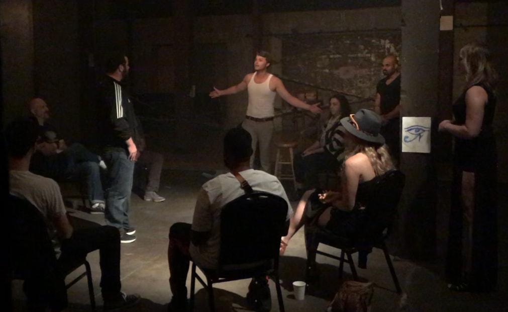 i pledge allegiance chris levan tristan wells escape room immersive theater downtown la dtla los angeles