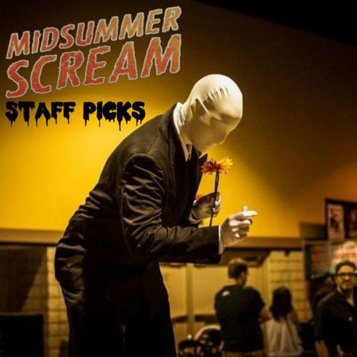Midsummer Scream 2018 | Slender Man
