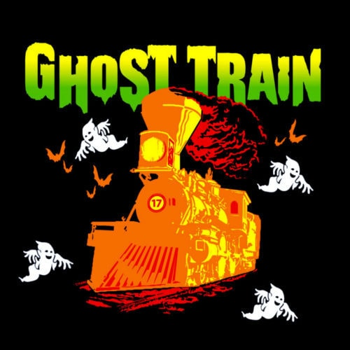 Ghost Train - Griffith Park - LALSRM - Los Angeles Live Screamers Railroad Mausoleum - Live Streamers Railroad Museum - Fundraiser - Kid Friendly Haunt