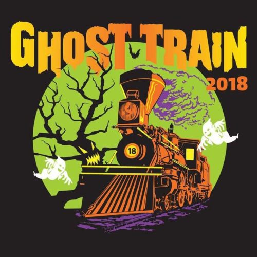 Ghost Train, 2018, Halloween, Haunt, Los Angeles, Train, LALS, Los Angeles Live Steamers