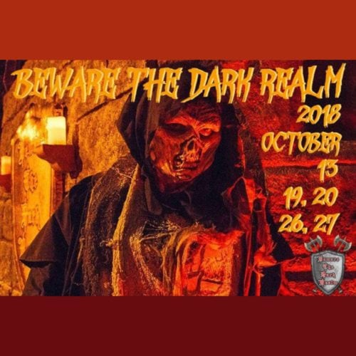 Beware the Dark Realm, Home Haunt, Halloween, Los Angeles, CA, Santa Clarita, Ventura