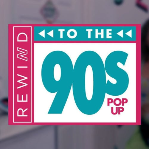 Metaforyou - rewind to the 90s - footlocker - new balance - experiential pop-up - los angeles - nostalgia