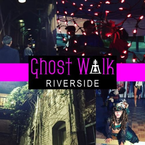 Ghost Walk Riverside, Ghost Stories, Tour, Riverside, CA, Halloween, CRB, California Riverside Ballet, Haunt