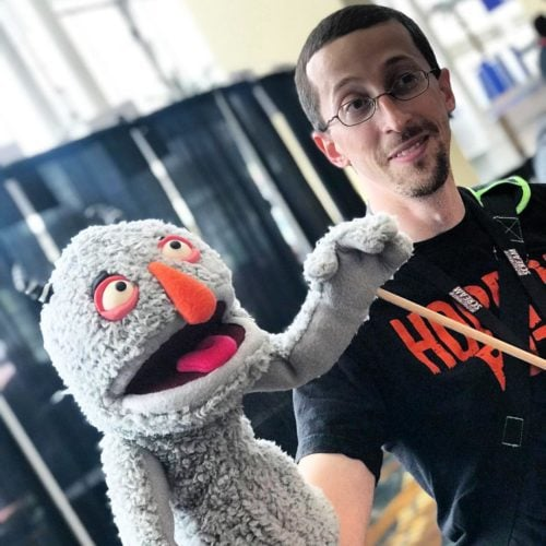 Bamfer Productions, midsummer Scream, jeff heimbuch, barry under your bed, immersive theatre, pupperty, puppet