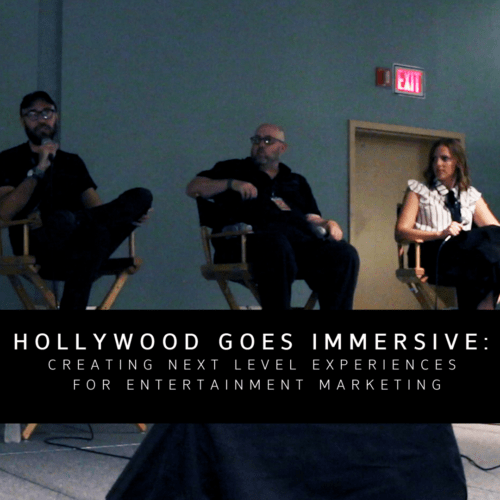 Midsummer Scream | Hollywood Goes Immersive Panel