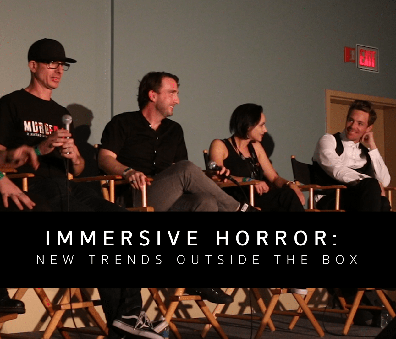 Midsummer Scream | Immersive Trends Panel