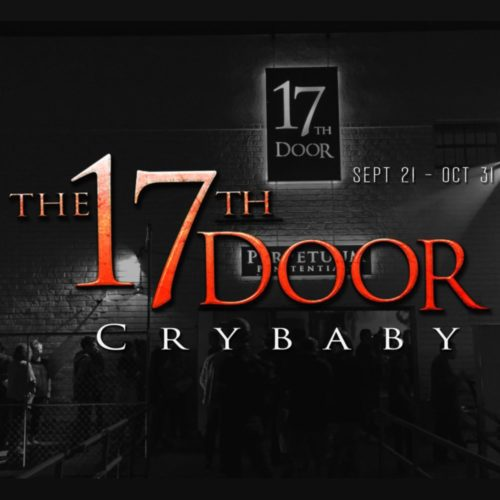 The 17th Door, Crybaby, Haunted House, Extreme Haunt, Professional Haunt, Los Angeles, Orange County, Fullerton, CA, Halloween, 2018