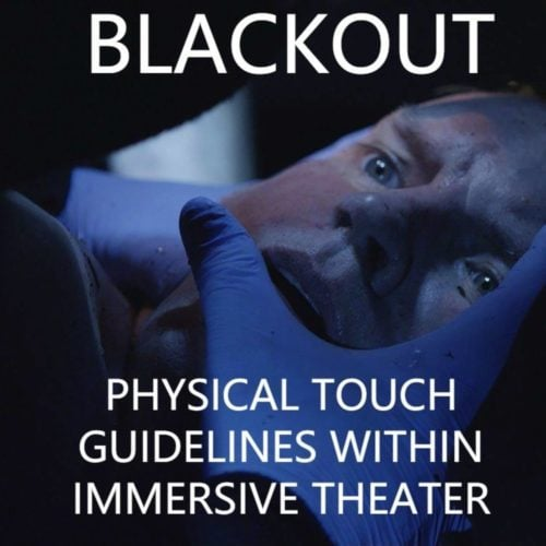 Midsummer Scream | Blackout Touch Class