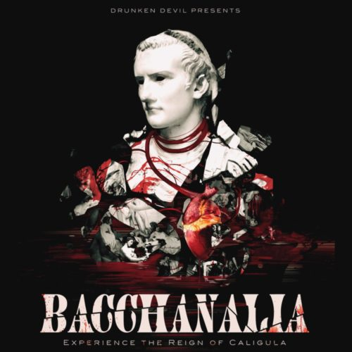 Drunken Devil, Bacchanalia, Halloween, Fete, Party, Drinks, Dinner, Los Angeles, CA, 2018, Caligula, Immersive Theater
