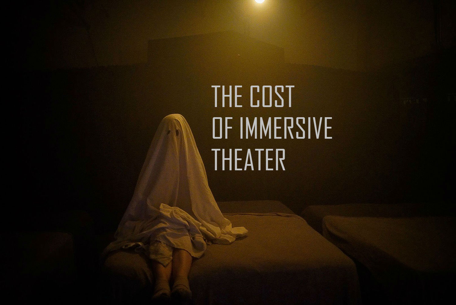 Jeremey Connors Justin Fix - Cost of Immersive Theater - AWAKE