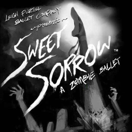 Sweet Sorrow, Zombie Ballet, Leigh Purtill Ballet Company, Ballet, Zombie, Dance, Performance, Theater, Theatre, La Cañada Flintridge, Los Angeles, CA, Halloween