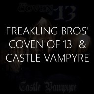 Freakling Brothers - Coven of 13 and Castle Vampyre Intensity Guide text