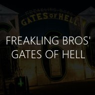 Freakling Bros, Gates of Hell, Intensity Guide, Text