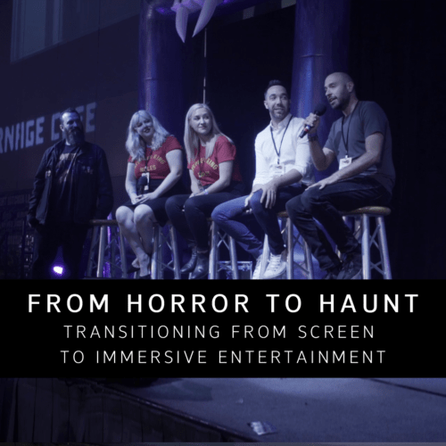 ScareLA 2018 - Transitioning From Horror to Haunt Panel - Ft. Blackout and CreepLA