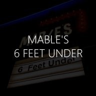 Mable's Six Feet Under Immersive Guide text