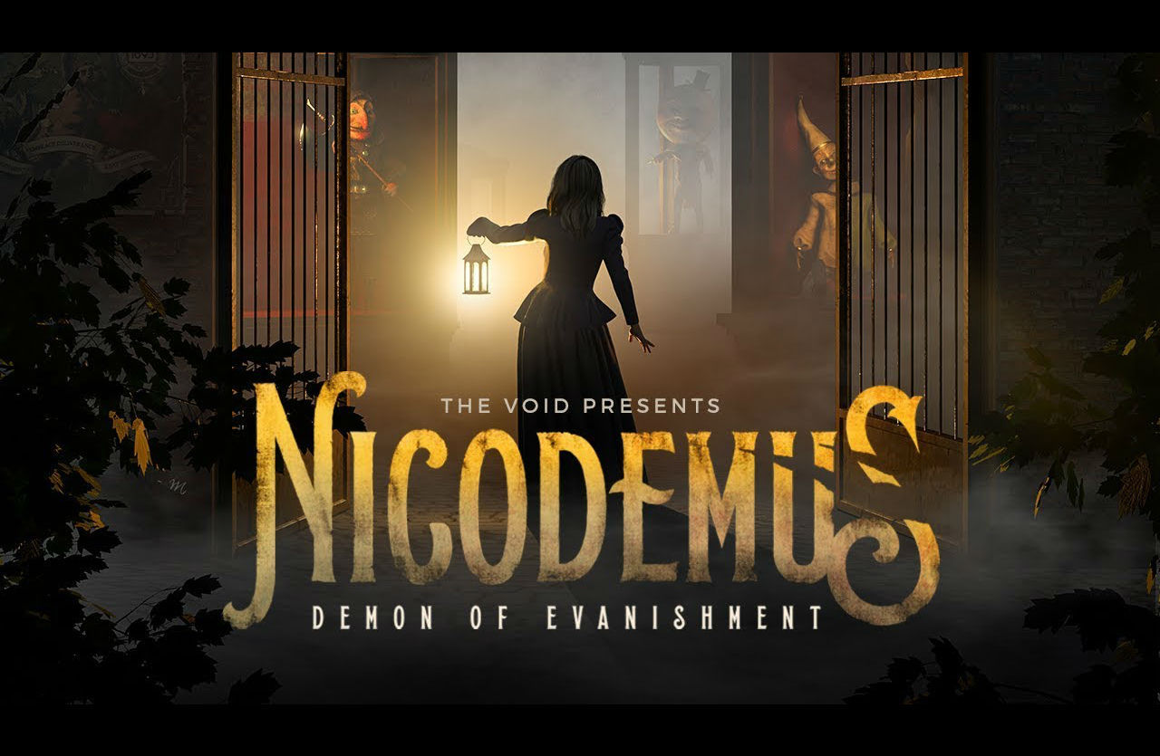 Nicodemus - The Void - Virtual reality -