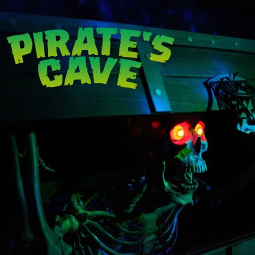 Pirate's Cave, Pirates, Haunt, Home Haunt, Orange, Orange County, CA