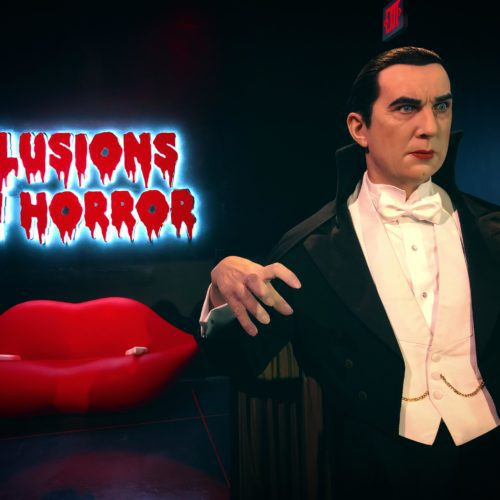 Madame Tussauds | Illusions of Horror