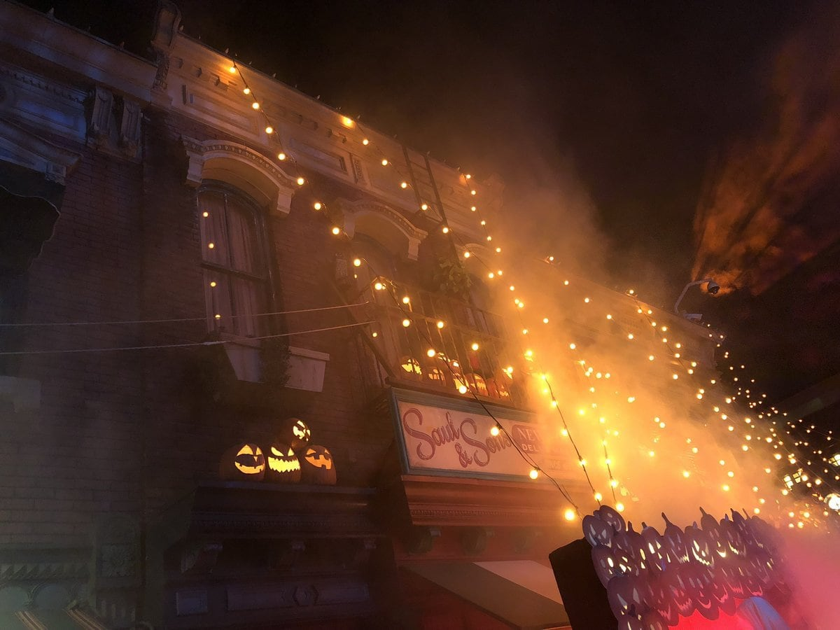 universal studios hollywood halloween horror nights john murdy hhn los angeles haunted attractions