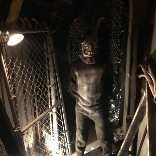 opechee haunt glendale home haunt sam kellman donnie darko walkthrough maze immersive attraction