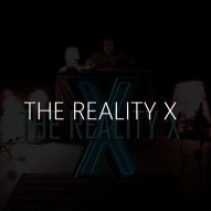 The Reality X, Logo, Intensity Guide Text
