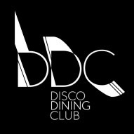 Disco Dining Club, Logo, Immersive Guide Image