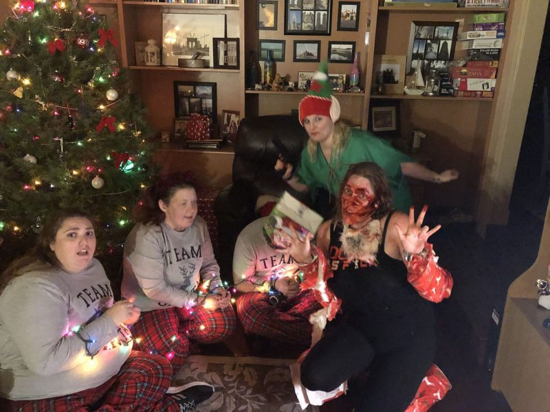 Hvrting, Haunt, Extreme Haunt, Christmas, Full-Contact, Naughty and Nice
