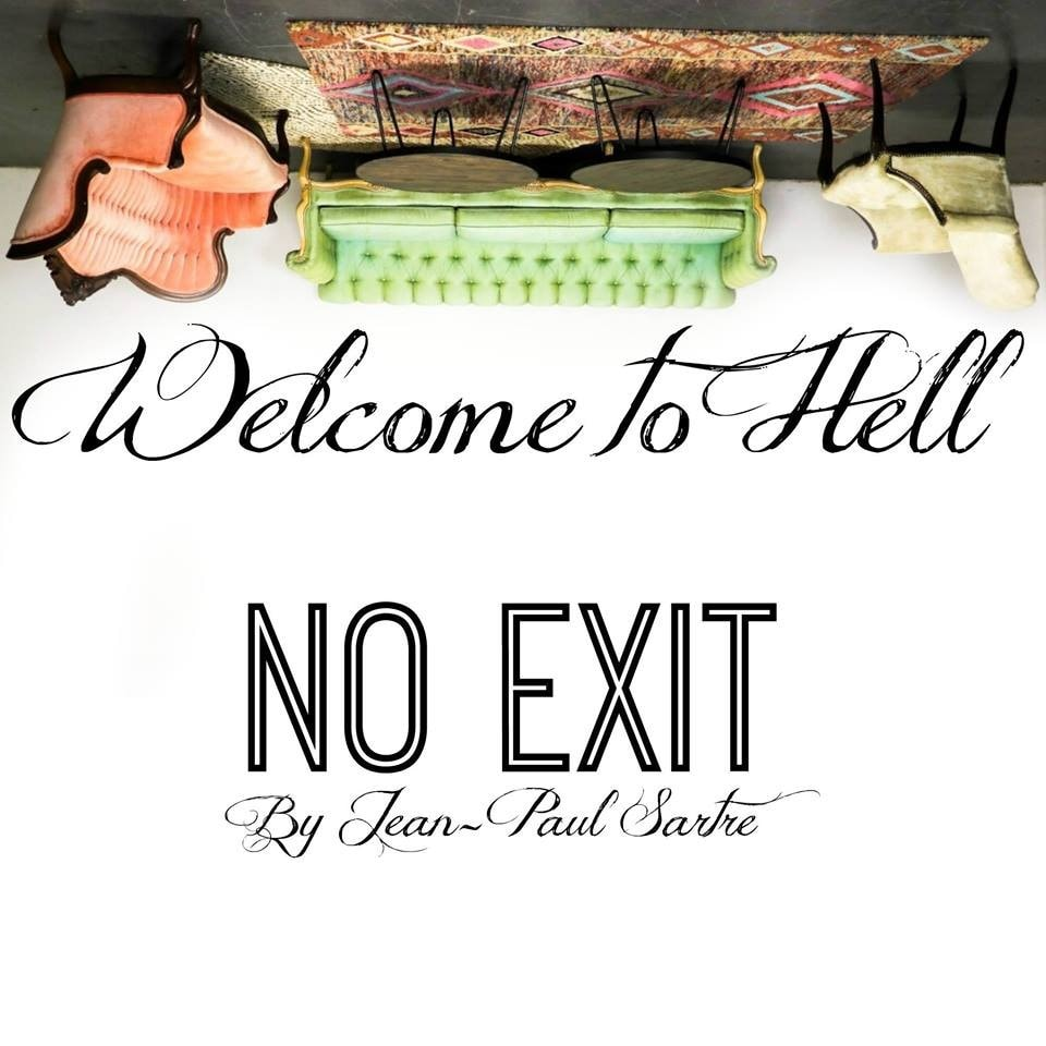 Noisy Nest, No Exit, Jean-Paul Sartre, Immersive, Performance, Theater, Los Angeles, CA