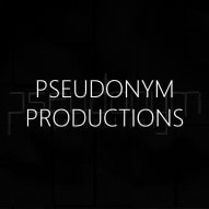 Pseudonym Productions, Logo, Immersive Guide, Text Image