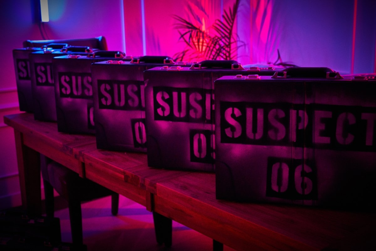 Suspicion, The Reality X, Immersive Theater, Los Angeles, CA