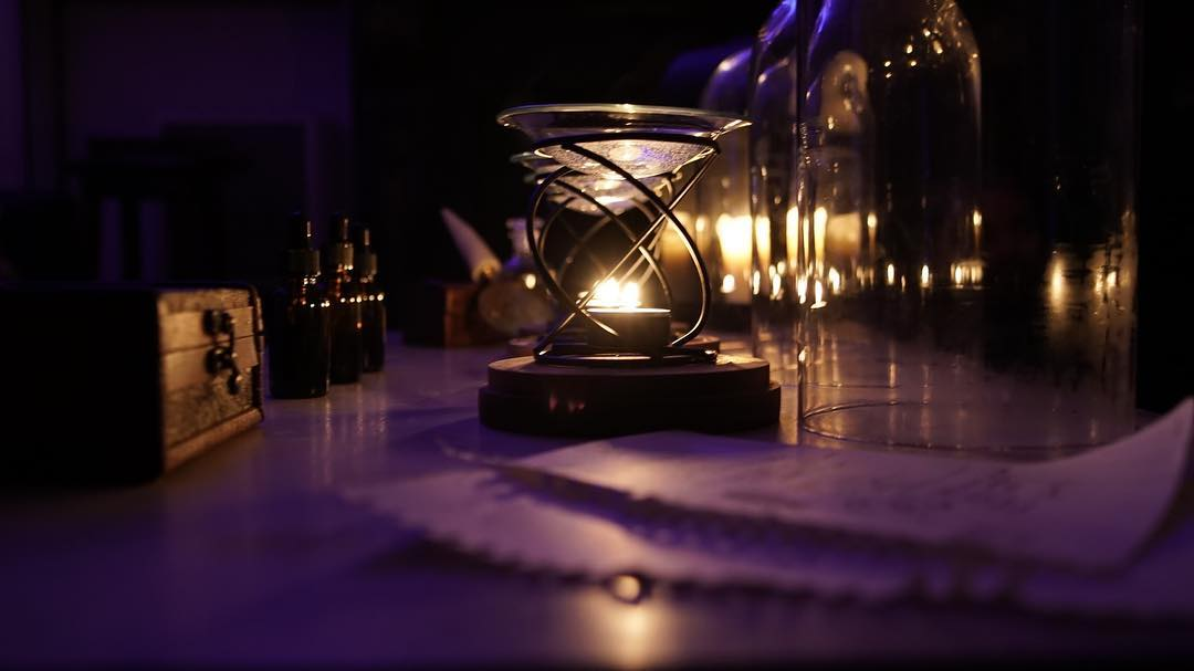 Tales by Candlelight