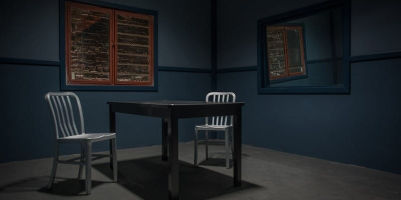 Ichabod's Cranium, Precinct 187, Immersive Theater, Los Angeles, CA