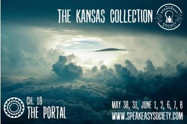 The Portal, Chapter 10, The Kansas Collection, The Speakeasy Society, Immersive Theater, Los Angeles, CA