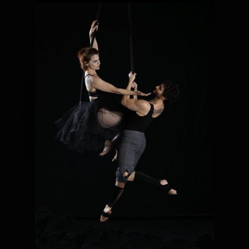 Cirque du Giselle, Hollywood Fringe Fest, HFF, Los Angeles, CA, Aerialists, Dance