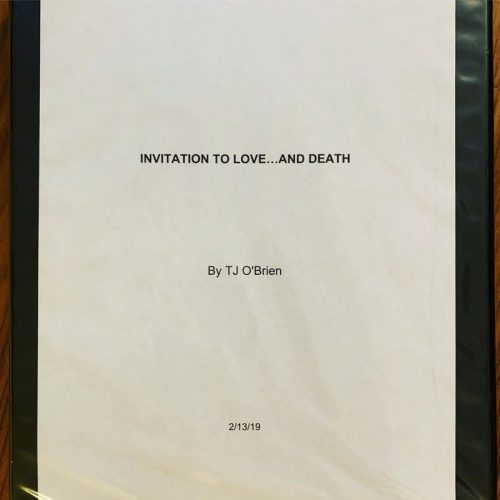 Invitation to Love and Death, Hollywood Fringe Festival, Fringe, HFF, Los Angeles, Theater, CA