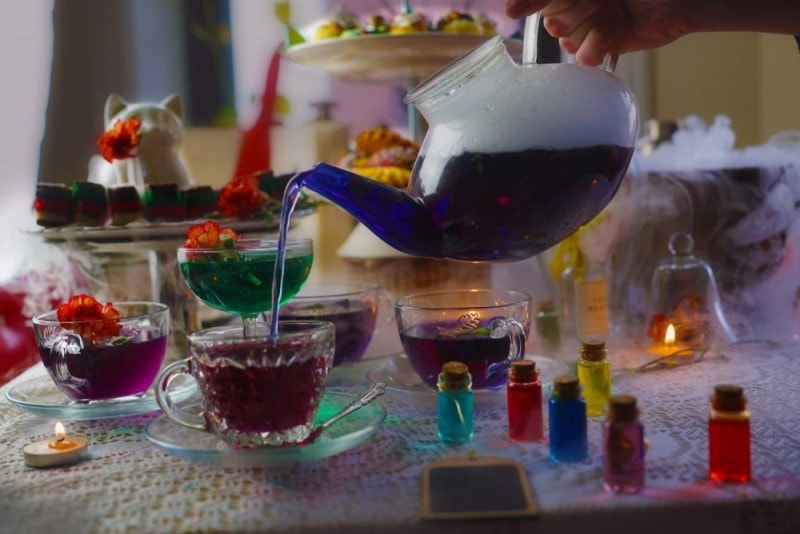 Mad Hatter's Gin & Tea Party, Fever, Los Angeles, Immersive, Dinner & Drinks, CA