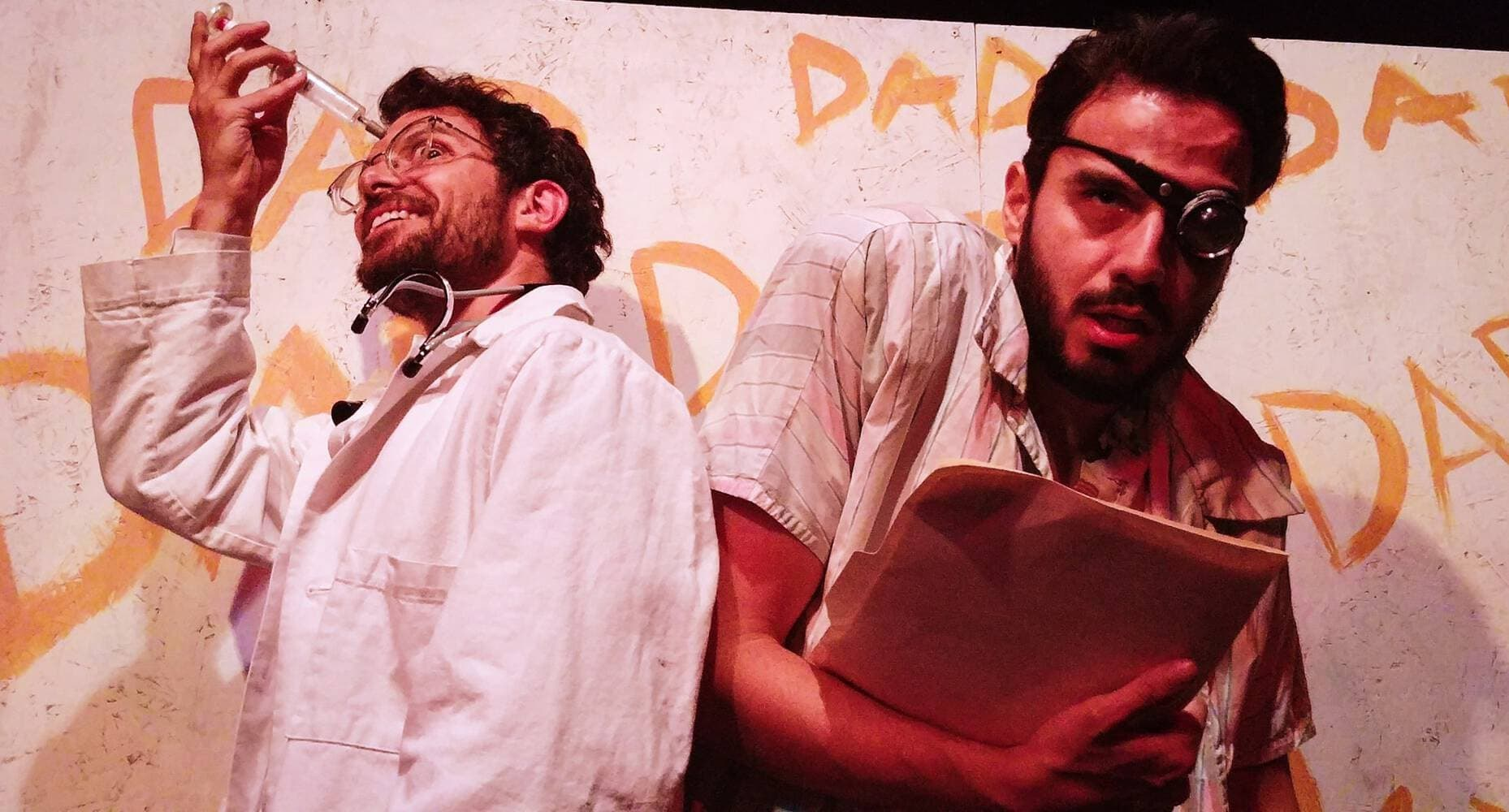 DAD: A PATERNAL IMMERSIVE EXPERIENCE Zombie Joe's Underground Theatre Group