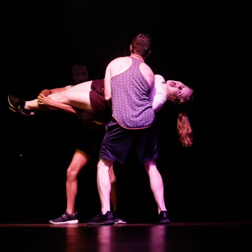 Fringe 2019 - Boxing Your Demons Is Surprisingly Intimate